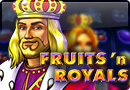 Fruits and Royals - играть на фишки без регистрации